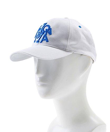 本間ゴルフ HONMA 831-315621 メンズ ホワイトブルー FREE(57~59cm)