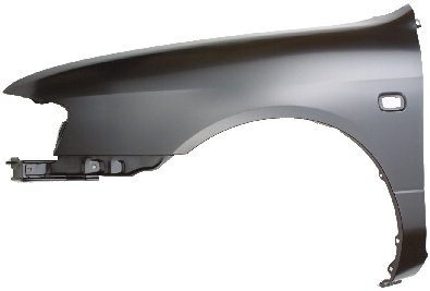 OE Replacement Infiniti G20 Front Driver Side Fender Assembly Partslink Number IN1240103