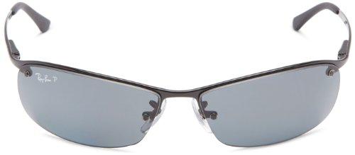316e8c9182b Ray-Ban 3183 Matte Black Sunglasses  Amazon.co.uk  Clothing