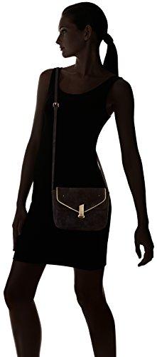 Petite Mendigote femme Jarod Sacs bandouliere Noir (Noir (Black))