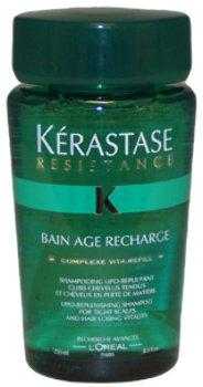 Kerastase Resistance Age Recharge (Unisex Kerastase Resistance Bain Age Recharge Shampoo 8.5 oz 1 pcs sku# 1759482MA)