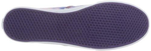 Vans Authentic Lo Pro, Unisex - Erwachsene Sportschuhe - Skateboarding Blau (Cosmic Galaxy)