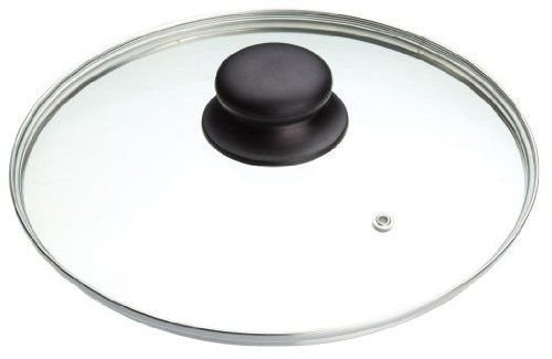 B&F Tempered Glass Saucepan Casserole Frying pan Lid (14 cm, 16 cm, 18 cm, 20 cm, 22 cm, 24 cm, 26 cm, 28 cm, 30 cm, 32cm,) Replacement Lids for Pans and Pot, (14 cm)
