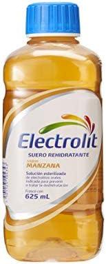 Electrolit Manzana, 625 ml