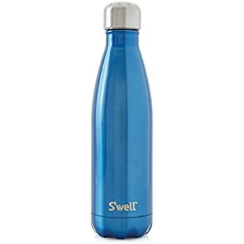 amazon com s well swell bottle classic 500ml thermos ocean blue