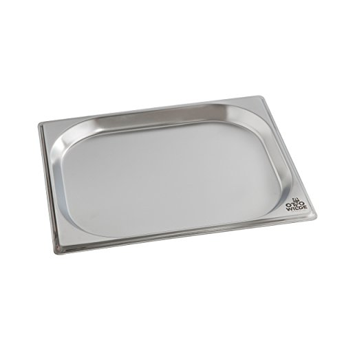 Original Otto Wilde Grillers Drip Tray, Drip Tray for The Otto 1500°F Steak Grill, Made of and Durable Stainless Steel, for Your Otto 1500°F Steak Grill, Multifunctional use
