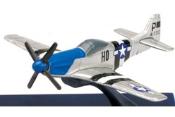 P-51D Mustang WWII Fighter (Mustang Ww2 Fighter)