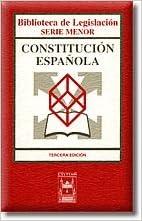 Constitución Española Biblioteca de Legislación - Serie Menor: Amazon.es: Civitas, Ediciones: Libros