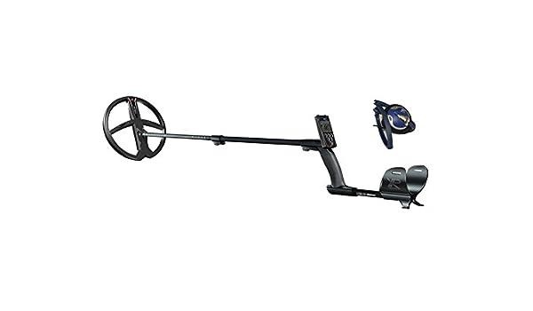 Amazon.com: XP DEUS Wireless Metal Detector + FX-02 Wired Headphone + Remote + 11