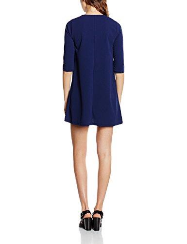 Abito Roma Azul Vestido Para tampone Mujer Scampanato Isabella wFqd8w