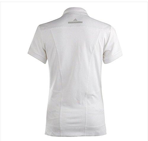 adidas Damen Poloshirt weiß weiß