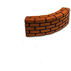 UP AQUA UA-1081S Brick Wall, Small