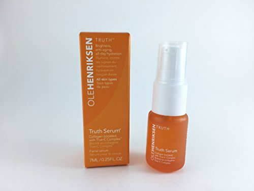 OLE HENRIKSEN Truth Serum Collagen boosted with True-C Complex .25 oz Mini