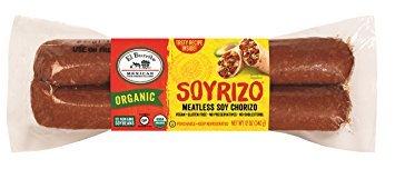 El Burrito Soyrizo 12 Oz (4 Pack)