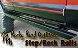 Toyota Pickup Extended Cab 1989-95 Rock Rails (Rock Sliders)