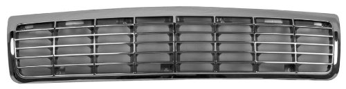 (OE Replacement Chevrolet Caprice/Impala Grille Assembly (Partslink Number GM1200113))