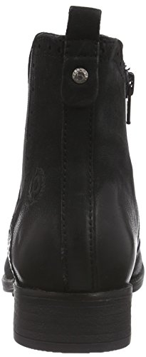 Women's V54335g 100 Classic Short Length Lined Bugatti Black Schwarz Cold Boots Schwarz aFqxdww47