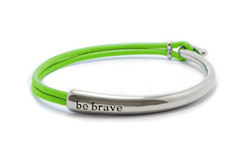 Bravelets Original Leather (Lime Green)