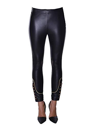 Cuero nero Z99 Mujer Pantalones Pinko CYwqZpp