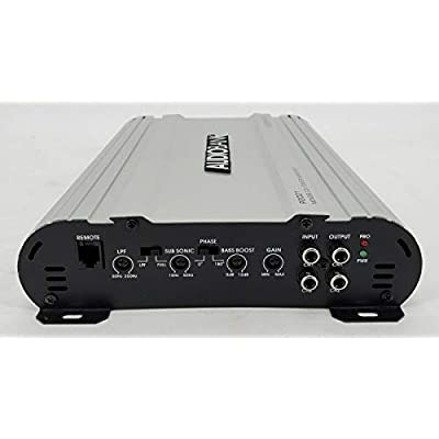 Audiobank Monoblock 2000 WATTS Amp Class AB Car Audio Stereo Amplifier P2001: Car Electronics