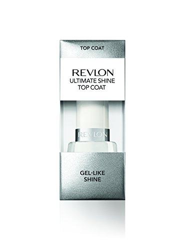 REVLON Quick Dry Base Coat Anchors Color & Top Coat GEL like