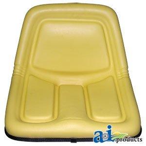 John Deere 110, 112, 120, 140 lawn garden tractor seat