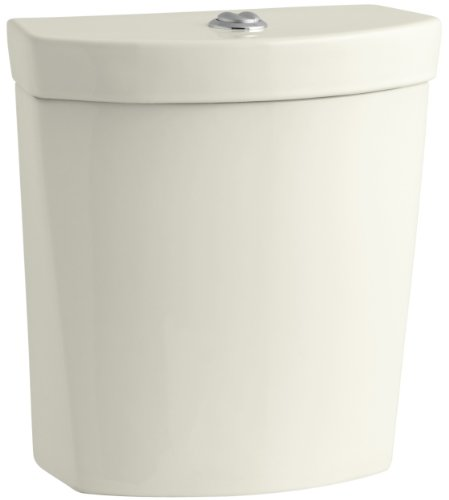 Kohler K-4419-96 Persuade Toilet Tank, Biscuit