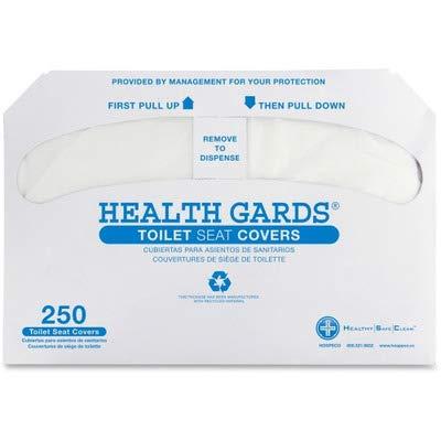 Hospeco HG-5000 Health Gards Toilet Seat Cover (20 Packs of ()