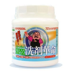 SUPER洗剤革命 1kg B004337RW4