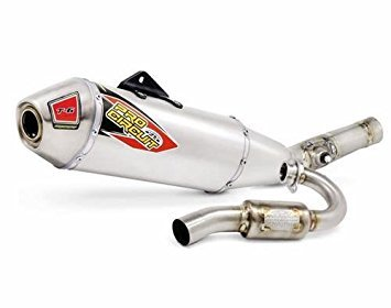 Pro Circuit T-6 Stainless Steel Exhaust for Kawasaki KX450F 2009-2015 by Pro Circuit Racing