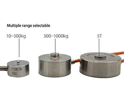 CGOLDENWALL Sistema de sensor de carga de celda con pequeño peso de compresión para Senor Robot Touch Sense, 3T, 1: Amazon.es: Industria, empresas y ciencia