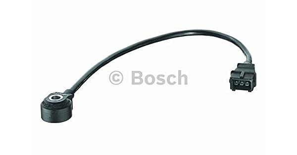 5 Año De Garantía Bosch Sensor de detonación 0261231019-Nuevo-Original