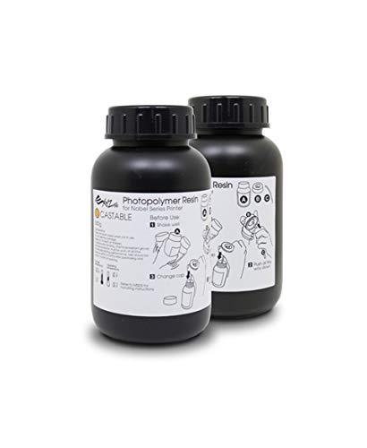 XYZprinting XYZRUCS1XGB00B material de impresión 3d Resin Blue 500 ...