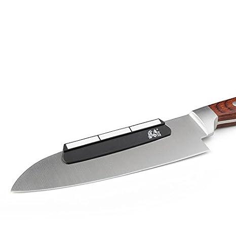 Guía para afilado de cuchillos en la posición correcta (YIJIA T1091AC)
