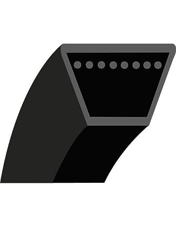 Z31: correa liso trapezoidal para cortacésped (autotractées Castelgarden modelo Mac Power 48 cm –