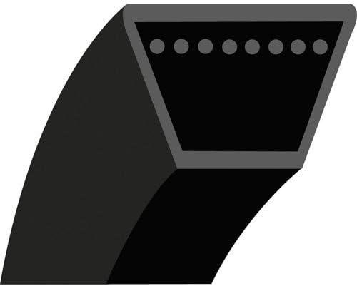 Lisa LB39 para correa trapezoidal: Motocultores ISEKI KC350F-modelo F2-Longitud: exterior: 1016 mm, sección: 16,5 x 9,5 mm-N ° 817-200-0390 Original v: