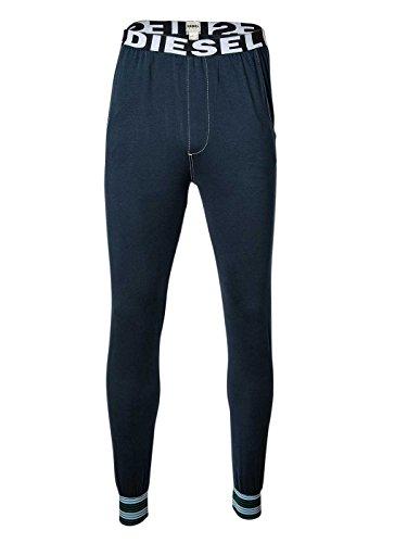 - Diesel Men's Julio Stripe Cuff Sleep Pants, Blue/Green, Large