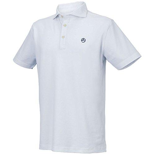 [キャスコ] ホリゾンタルカラーポロシャツ メンズ GKWP1877A