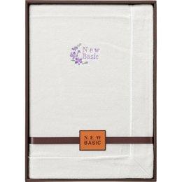 雑貨ホビーインテリア 雑貨 雑貨品 ニューベーシックシルク混綿毛布(毛羽部分) B2157538 B3158085 -ak [簡易パッケージ品] B07D1CRYP8