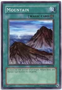 - Yu-Gi-Oh! - Mountain (SDJ-037) - Starter Deck Joey - 1st Edition - Common