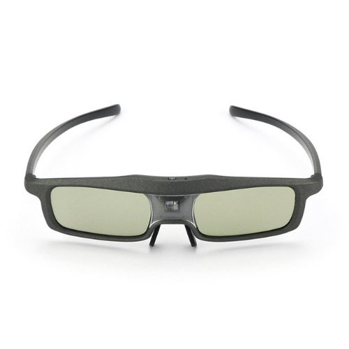 SainSonic CX-30 3D Glasses Active 144Hz Rechargeable for All DLP-Link Projector & TV, SamSung, Benq, Acer, Viewsonic, Optoma, Sharp, Mitsubishi, Nvdia, Sony, LG, Panasonic, Vivitek, Dell, Nec - - Eyewear Link