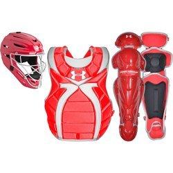 girls fastpitch catchers gear - 9