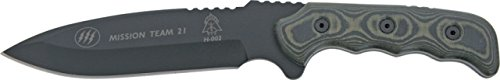 Tops Knives Mission Team 21 Fixed Blade Knife