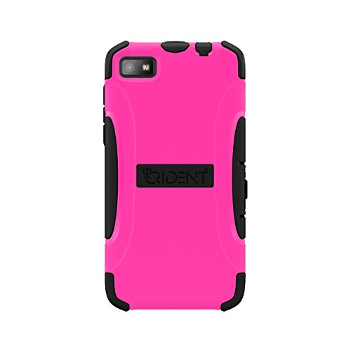 Trident Case AEGIS Series Protective for BlackBerry Z10/Surfboard/London - Retail Packaging - Pink (Blackberry Z10 New)