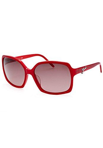 Fashion Sunglasses: Red/Dark Red Gradient