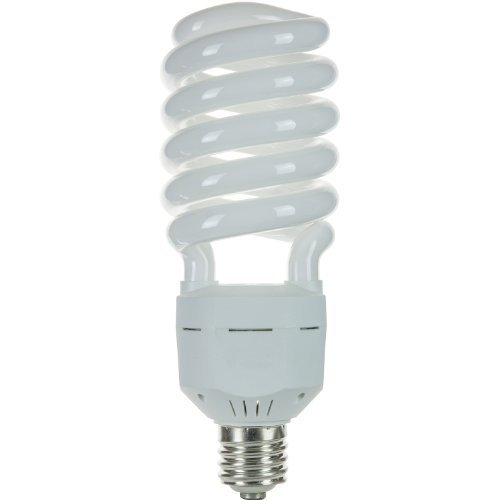 Sunlite SL85/30K/MOG 85 Watt High Wattage Spiral Energy Saving CFL Light Bulb Mogul Base 120 Volt Warm White by Sunlite