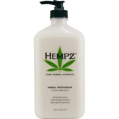HEMPZ by Hempz HERBAL MOISTURIZER BODY LOTION- ORIGINAL 17 O