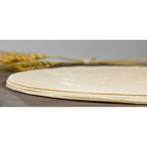 Ultra Thin Crust Original Round Par Baked Pizza Shell Flatbread, 12 inch -- 50 per (Pizza Shells)