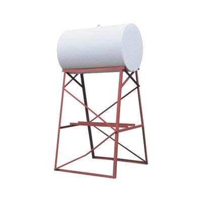 Steel Storage Fuel Tank - 285 Gallon, White, Model Number 300G