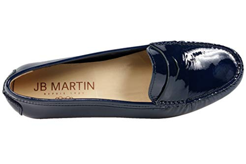 Marine Mocassins Jb Jb Martin Vulcania Martin 1p6BTX